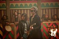 The Magician's Apprentice doctor guitar sunglasses clara