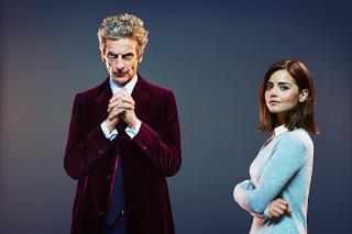 Capaldi Doctor and Clara series 9