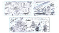 Doctor Who The Witch's Familiar Storyboard Daleks