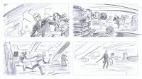 Doctor Who The Witch's Familiar Storyboard