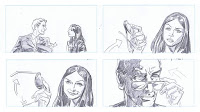 Doctor Who The Witch's Familiar Storyboard Doctor Clara