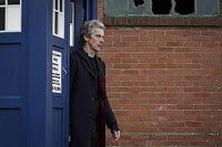 Doctor Who Before The Flood doctor TARDIS