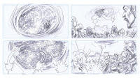 Doctor Who The Woman Who Lived Storyboard