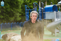 Doctor Who Zygon Invasion Doctor