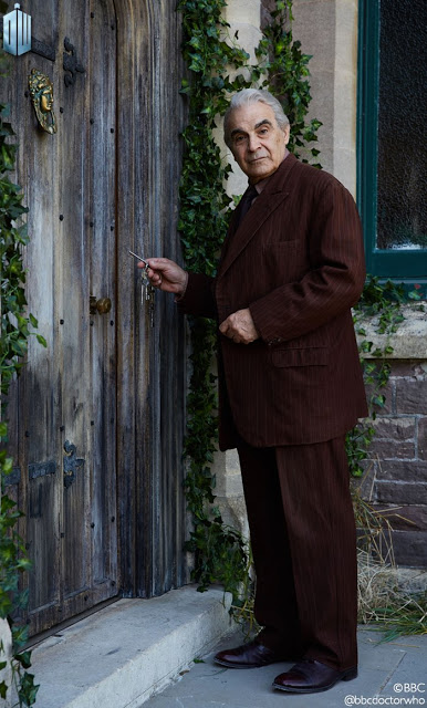 david suchet doctor who series 10