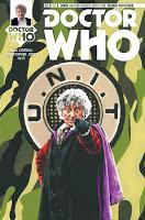 titan comics third doctor jon pertwee