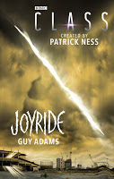 class doctor who book bbc joyride guy adams