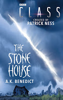 class doctor who book bbc stone house ak benedict