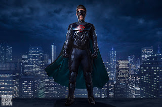 doctor who the return of doctor mysterio grant superhero