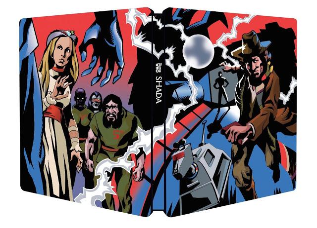 Doctor Who Shada Fourth Doctor Romana Tom Baker Douglas Adams