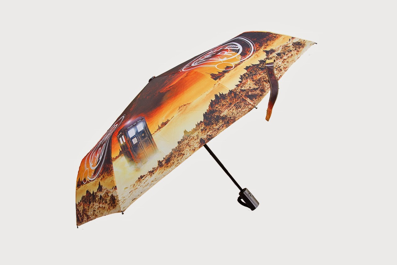 Doctor Who Umbrella Lovarzi