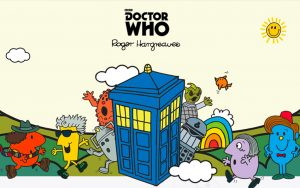 Doctor Who Mr Men review