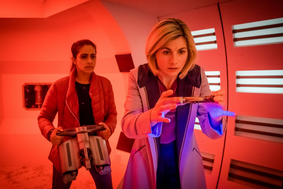 Doctor Who tsuranga conundrum 01