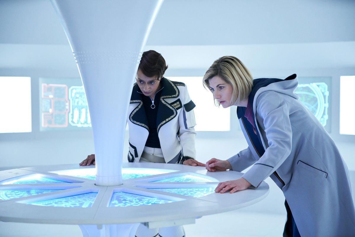 Doctor Who tsuranga conundrum 02
