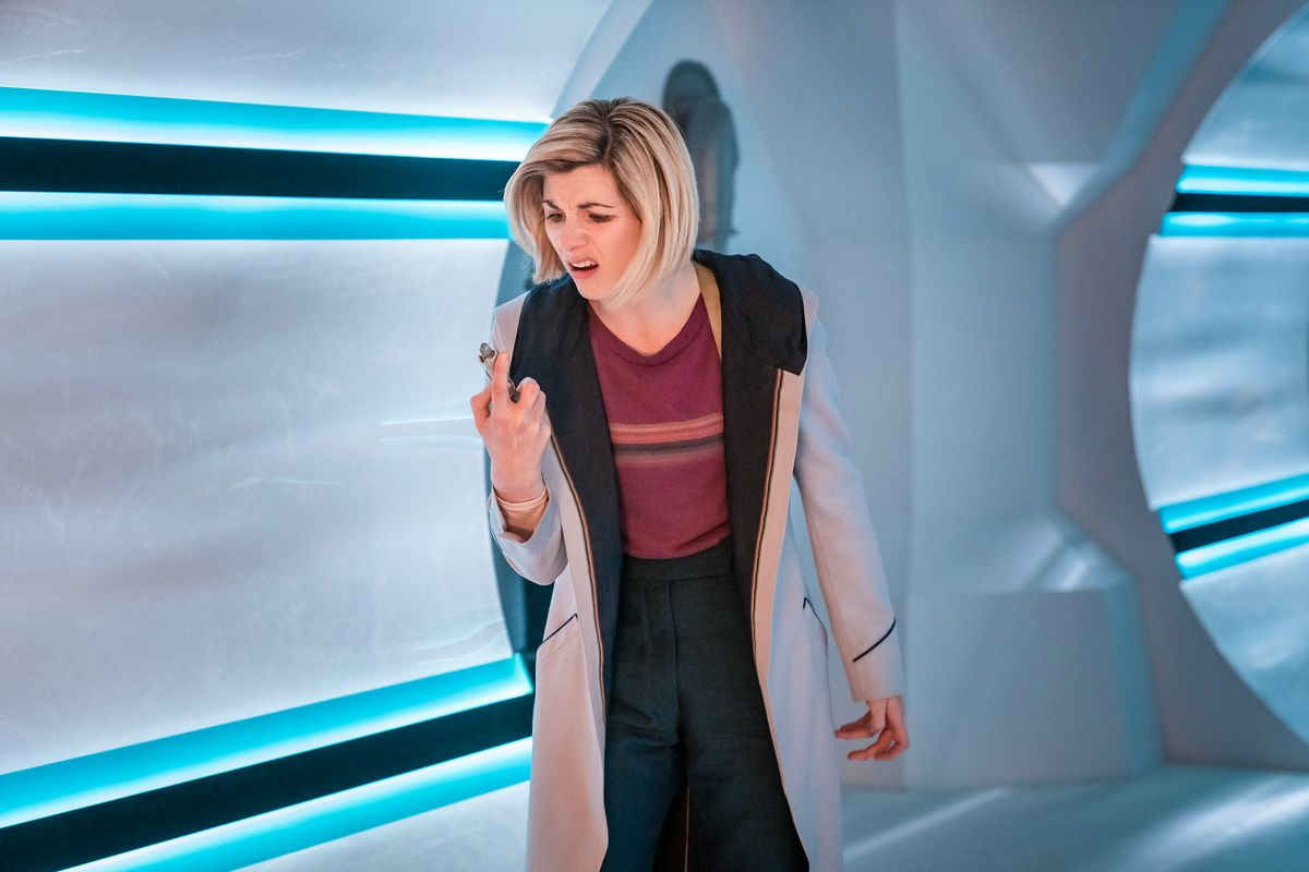 Doctor Who tsuranga conundrum 04