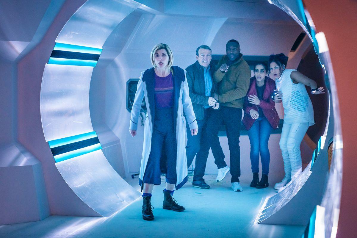 Doctor Who tsuranga conundrum 05