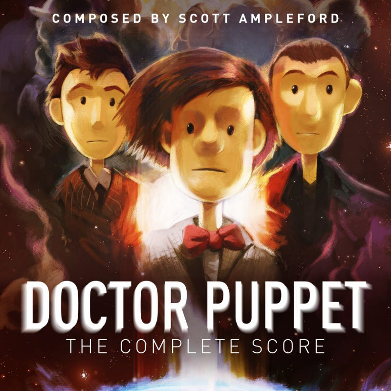 Doctor Puppet the complete score