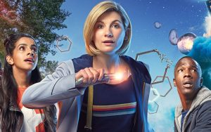 Series 11 Doctor and Companions
