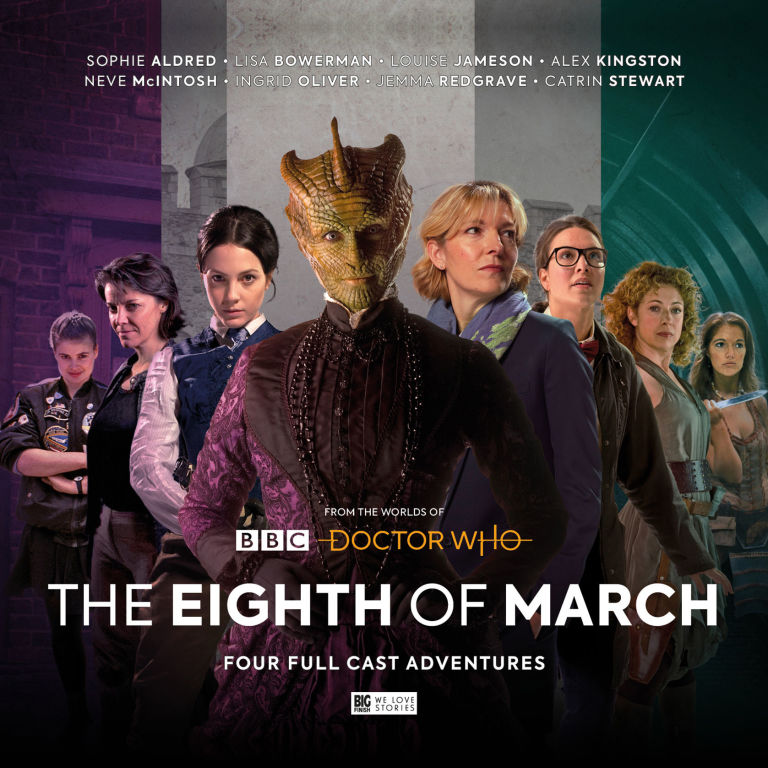 Big Finish Eighth of March