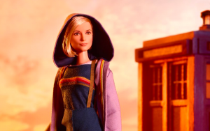 thirteenth doctor barbie doll