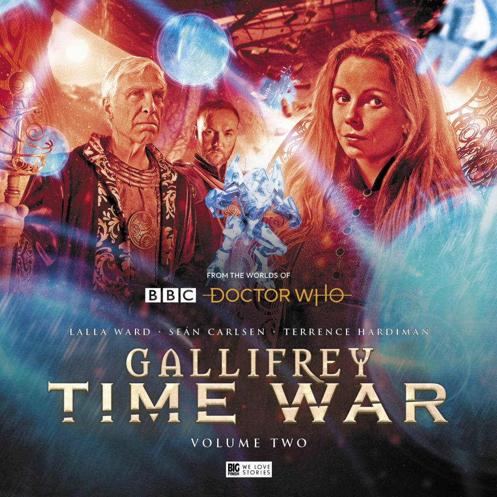 Gallifrey: Time War Volume Two cover