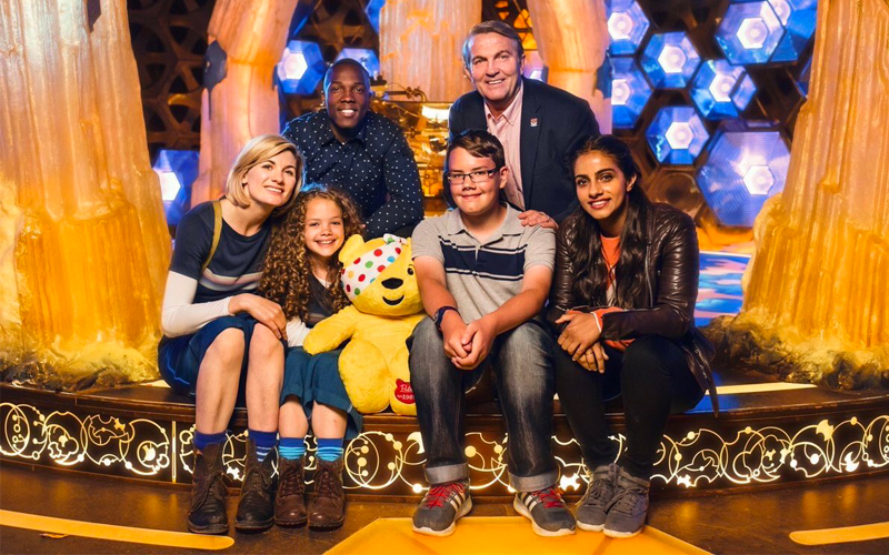 Children In Need doctor who