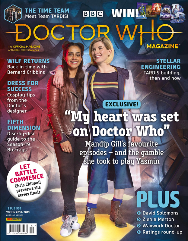 Doctor Who Christmas Special 2019 DWM confirms no Doctor Who Christmas special this year   The