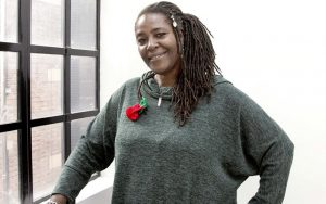 Sharon D Clarke on Graham Norton