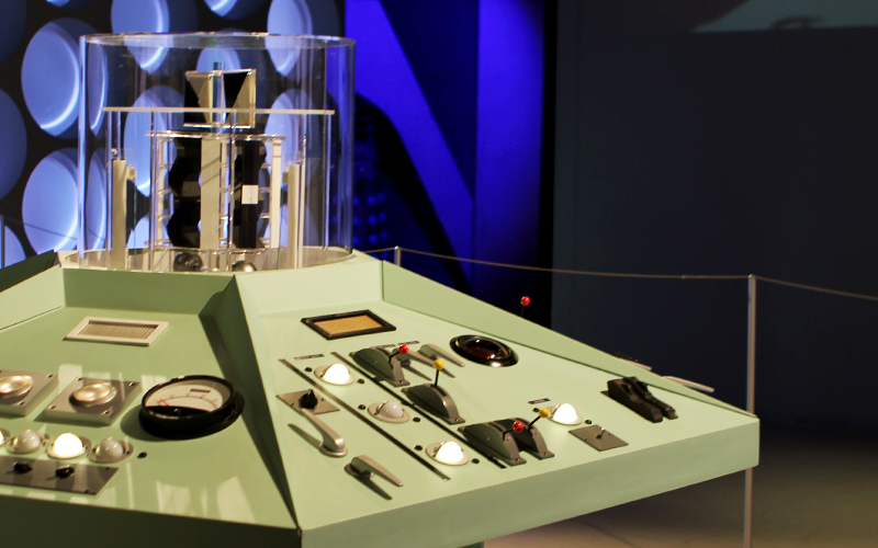 new doctor who exhibition