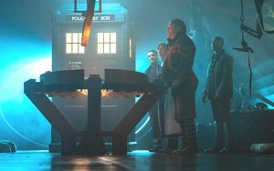 doctor who battle of Ranskoor Av Kolos