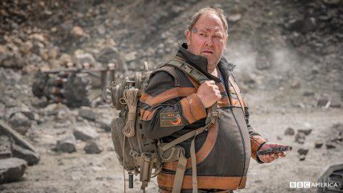 doctor who The Battle of Ranskoor Av Kolos 01