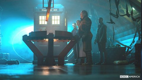 doctor who The Battle of Ranskoor Av Kolos