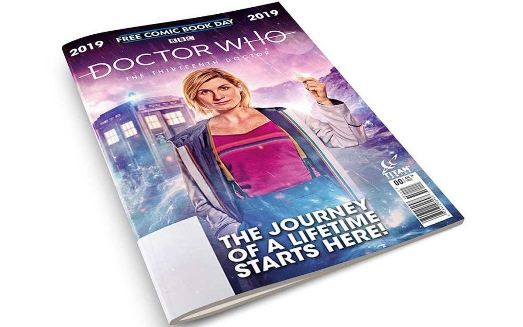 Doctor Who Christmas Special 2019 Free Free Comic Book Day 2019   Doctor Who Comic announced   The