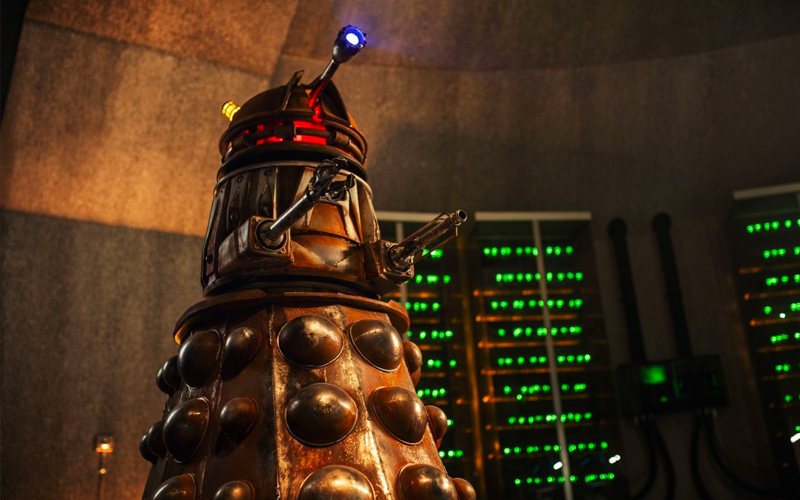doctor who resolution review