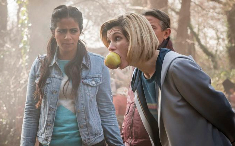 thirteenth doctor and yaz
