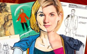doctor who magazine costume design
