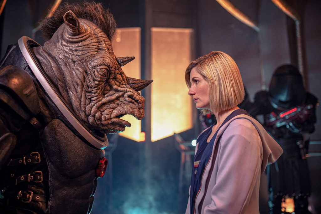 The Judoon return!