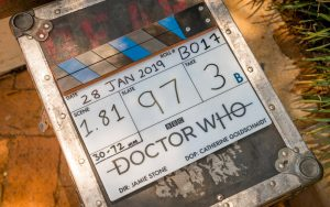 Doctor Who Series 12 writers and directors