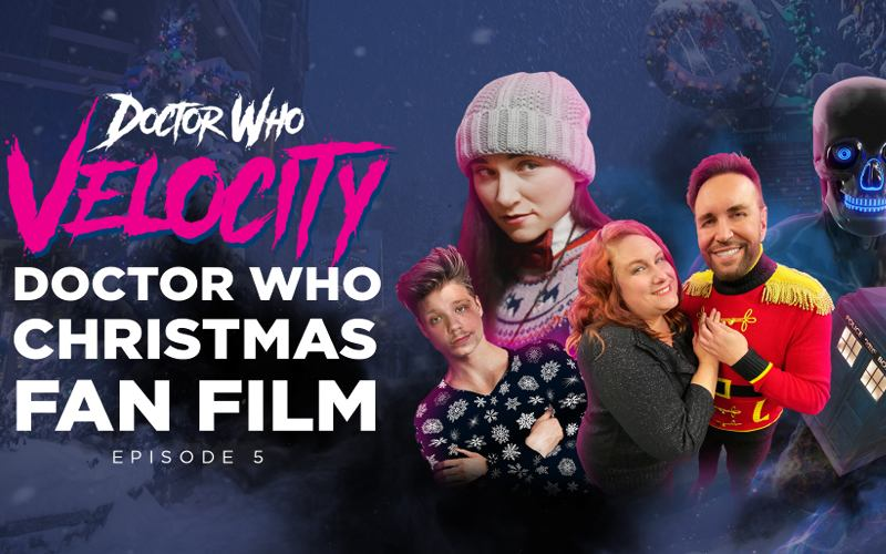 Doctor Who Velocity Christmas Special